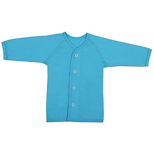Áo Cài Giữa Ilumino Khuy Bấm Size 60 - Xanh Đậm
