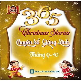 365 Chuyện Kể Giáng Sinh Tháng 9 - 10 (Song Ngữ Anh - Việt)