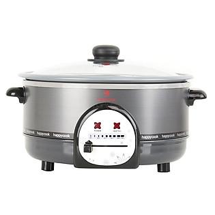 Nồi Lẩu Điện Đa Năng Happy Cook HCHP-300A