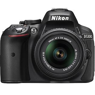 Máy Ảnh Nikon D5300 KIT 18-55 VRII (VIC Nikon)