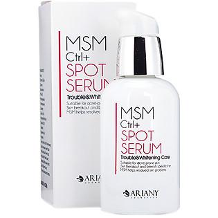 Tinh Chất Ngăn Ngừa Và Điều Trị Mụn Ariany MSM Control Plus Spot Serum (50Ml)