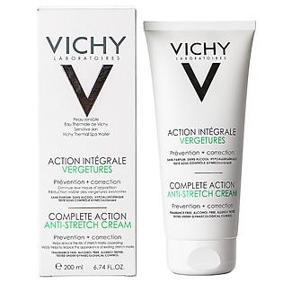 Kem Dưỡng Giúp Giảm Nguy Cơ Rạn Da Complete Action Anti- Stretch Mark Cream Vichy 200Ml - 100553344