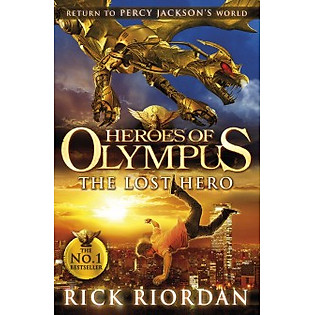 Heroes Of Olympus 1: The Lost Hero