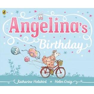 Angelina's Birthday (Paperback) (2014)
