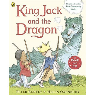 King Jack And The Dragon Book