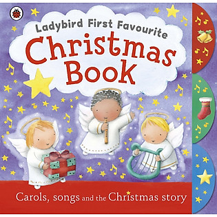 Ladybird First Favourite: Christmas Book (Paperback)