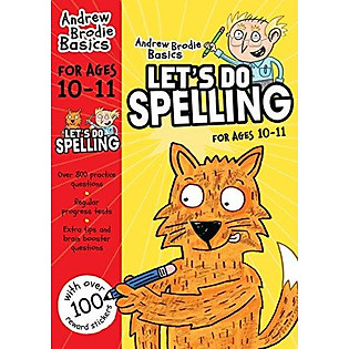 Let's Do Spelling For Ages 10 - 11
