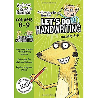 Let's Do Handwriting For Ages 8 - 9