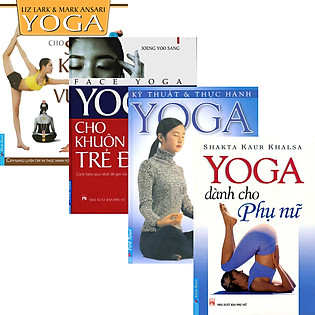 Combo Yoga Cho Phái Đẹp