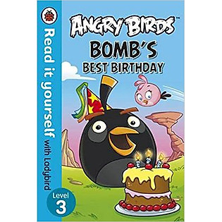 Angry Birds: Bomb's Best Birthday