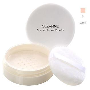 Phấn Phủ Siêu Mịn Smooth Loose Powder Ex Cezanne (6G)