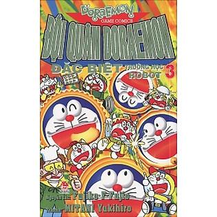 Đội Quân Doraemon Đặc Biệt - Trường Học Robot (Tập 3)