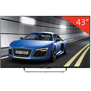 Smart Tivi LED Sony KD-43X8300C 4K 43 Inch