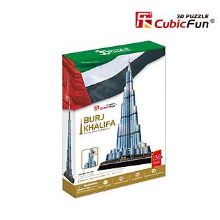 Mô Hình Giấy Cubic Fun: Burj Khalifa [Mc133h]