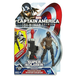 Mô Hình Avengers - Winter Soldier Phiên Bản SS A6816/A6813
