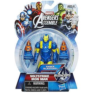 Mô Hình Avengers - Siêu Anh Hùng Voltstrike Iron Man A7089/A4432