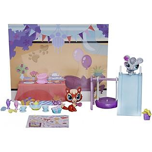Bộ Tiệc Trà Của Thú Cưng Littlest Pet Shop A8540/A7642