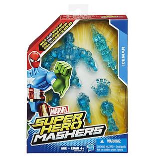 Mô Hình Super Hero Mashers - Ice Man Phiên Bản Kết Hợp A8900/A6825