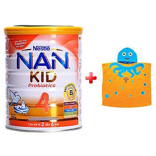 Sữa Nestle NAN Kid 4 Dành Cho Trẻ 2 – 6 Tuổi (900G)