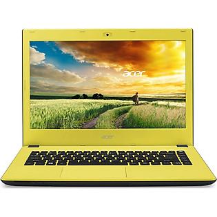 Laptop Acer Aspire E5-473-39MZ NX.MXLSV.002 Vàng
