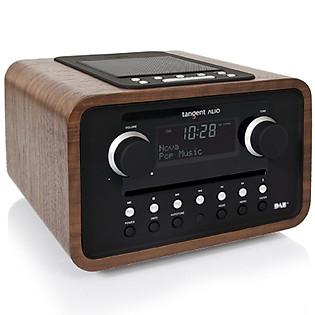 Loa Tangent Audio ALIO MKII CD/DAB+/FM Walnut - TWAALIOMKII