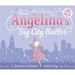Angelina's Big City Ballet (Hardcover)