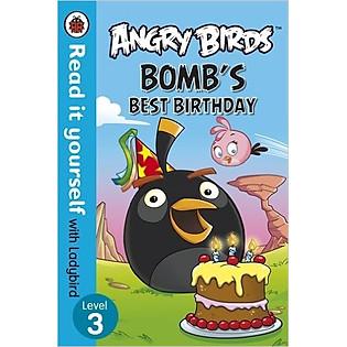 Angry Birds: Bomb's Best Birthday (Paperback)
