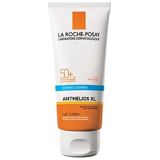Kem Chống Nắng Dạng Sữa Dành Cho Cơ Thể La Roche-Posay Anthelios Lotion SPF 50+ UVB & UVA (100Ml) - M4647100