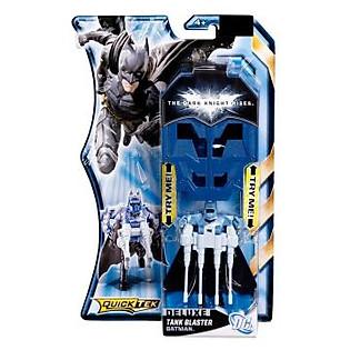 Bộ Áo Giáp Và Vũ Khí Batman W7191