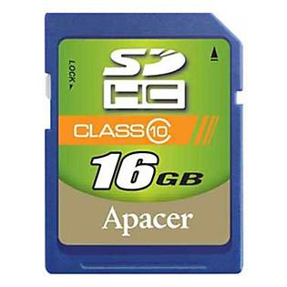 Thẻ Nhớ Apacer SDHC 16Gb Class 10