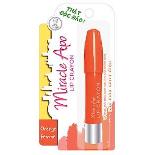 Son Rohto Miracle Apo Crayon 3G - Cam Yêu Kiều