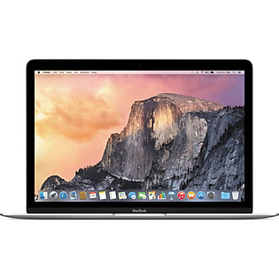 New Macbook Retina 12.0″ 256GB MF855 (2015) - Silver