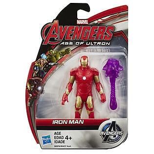 Mô Hình Avengers 2 - Iron Man B0976/B0437 (4 X 12.7 X 17.8 Cm)
