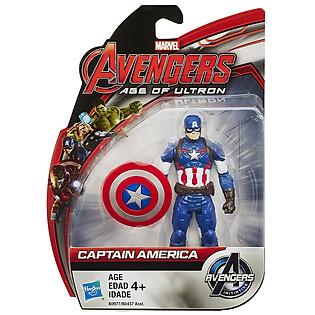 Mô Hình Avengers 2 - Captain America B0977/B0437 (4 X 12.7 X 17.8 Cm)