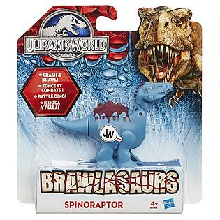 Mô Hình Khủng Long Lưng Sừng Jurassic World - B1146/B1143
