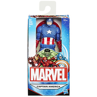 Mô Hình Marvel Avengers - Captain America B1815/B1686