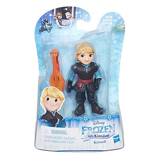 Búp Bê Disney Princess - Kristoff Mini B5184/B5180