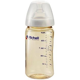 Bình Nhựa PPSU Richell - RC98138 (260Ml)