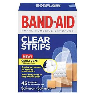 Băng Cá Nhân Johnson & Johnson Band Aid (50 Miếng)