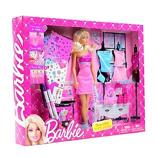 Vui Thiết Kế Cùng Barbie BCF81