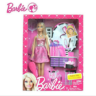 Barbie Thời Trang Tóc BCF84