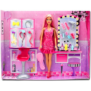 Tiệm Làm Tóc Barbie BCF85