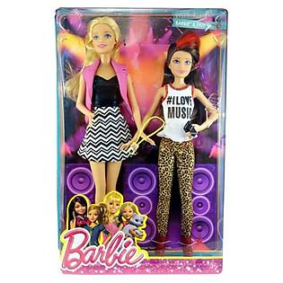 Bộ 2 Búp Bê Chị Em Barbie CGF34
