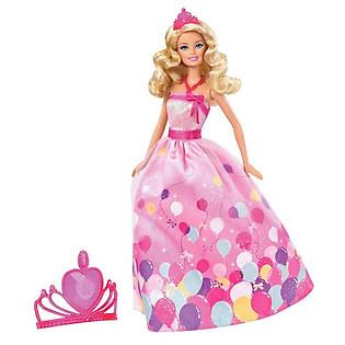 Công Chúa Sinh Nhật Barbie W2862