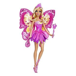 Nàng Tiên Bướm Thời Trang Barbie W2965