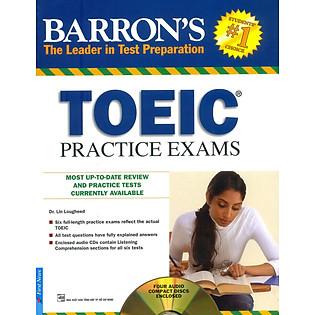 Barron's Toeic Practice Exams (Không Kèm CD)
