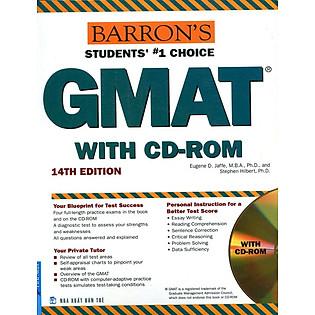 Barron's GMAT 14Th Edition (Kèm CD)