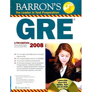 Barron's Gre 17Th Edition (Kèm CD)