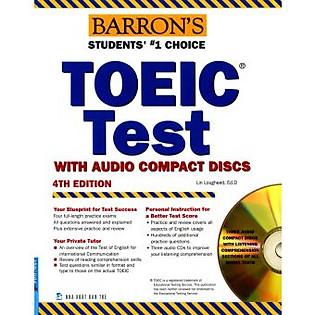 Barron's Toeic Test 4Th Edition - Kèm CD
