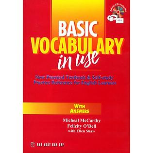 Basic Vocabulary In Use (Kèm 1 CD)